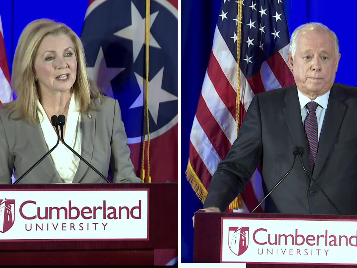 Decision 2018: Analyzing Blackburn, Bredesen's first debate