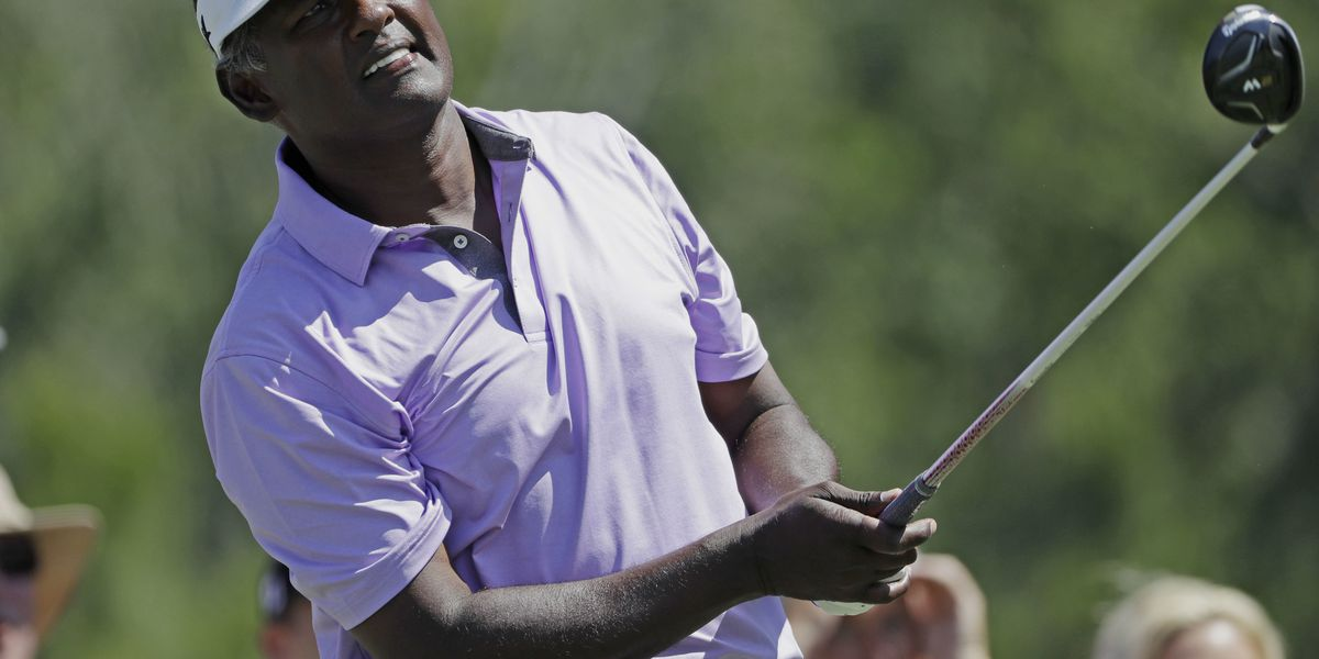 Singh settles anti-doping lawsuit with PGA Tour