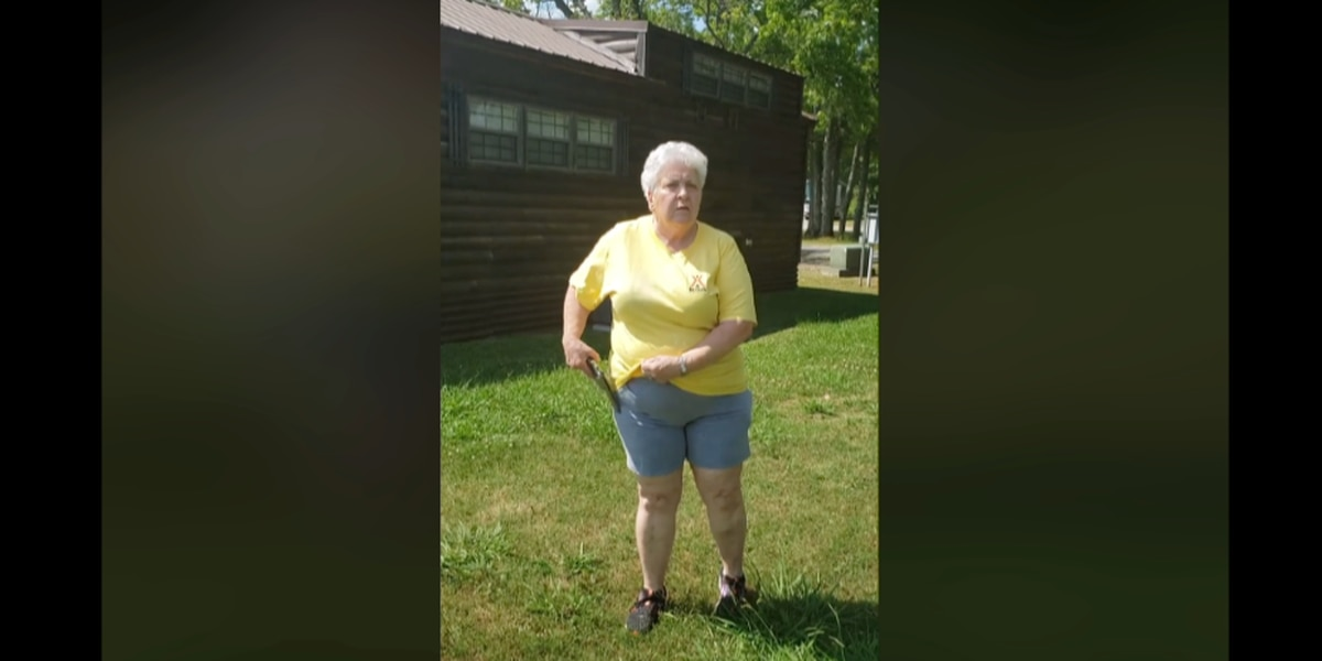 White Woman Pulls Gun on Black Couple at Mississippi Campground