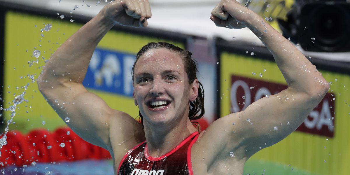Swimmers hit world body FINA with Californian antitrust case
