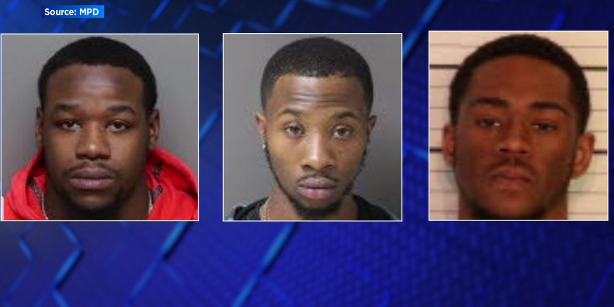 3 men wanted for apartment murder