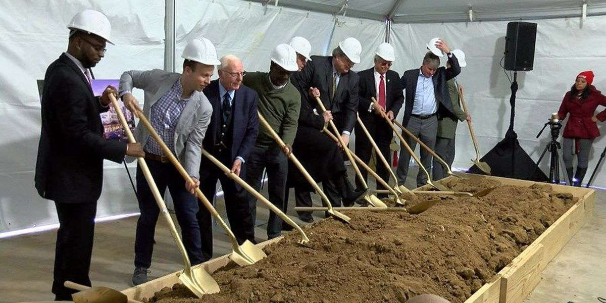 City holds groundbreaking for new Midtown apartments