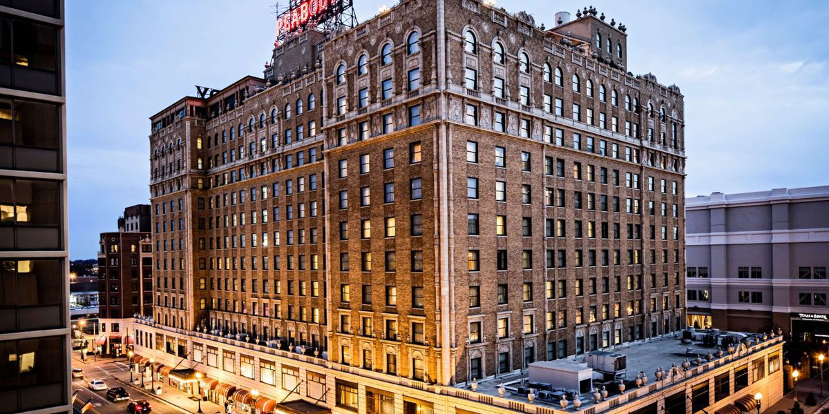 Peabody named #1 historic hotel in US
