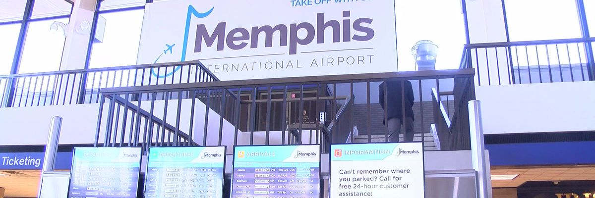 Memphis International Airport sees decline in spring break travelers