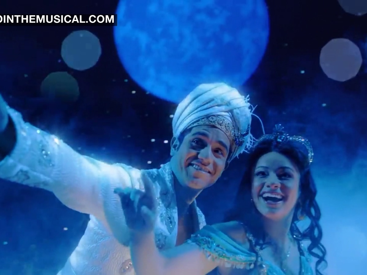 'Aladdin' creates a whole new world at the Orpheum Theatre