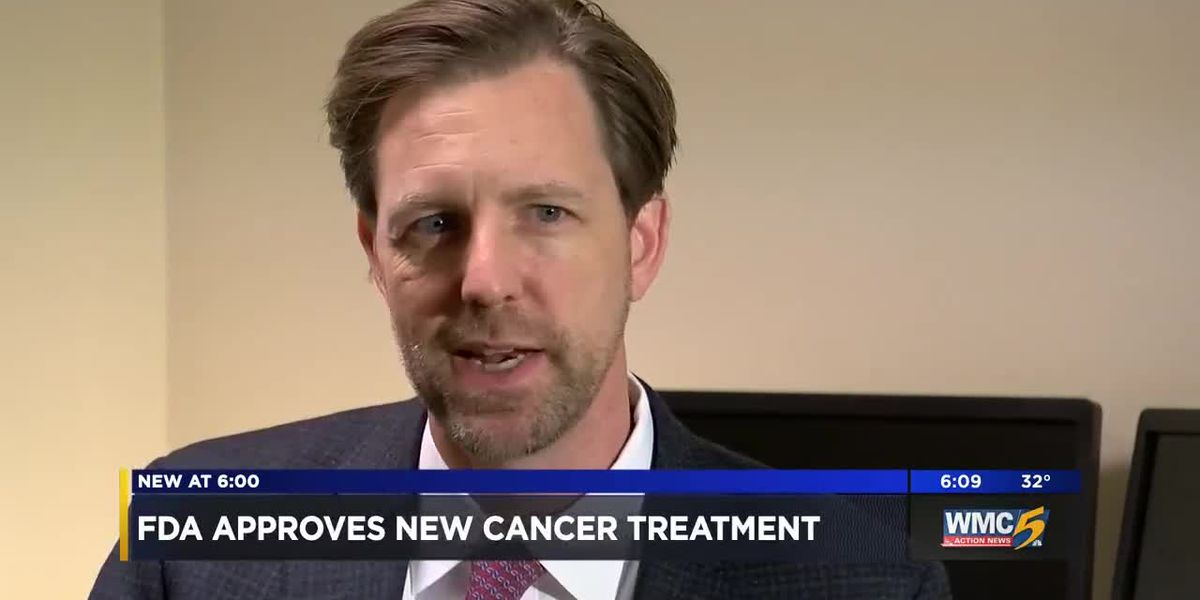 FDA approves new 'game-changer' cancer treatment