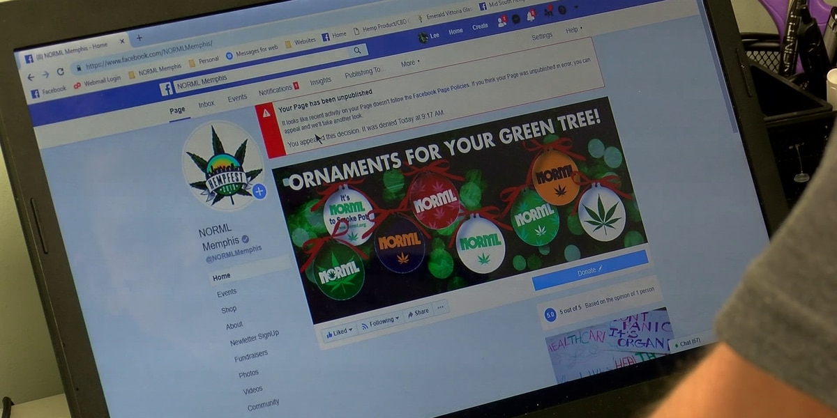CBD groups booted off Facebook as FDA plans to regulate cannabinoids