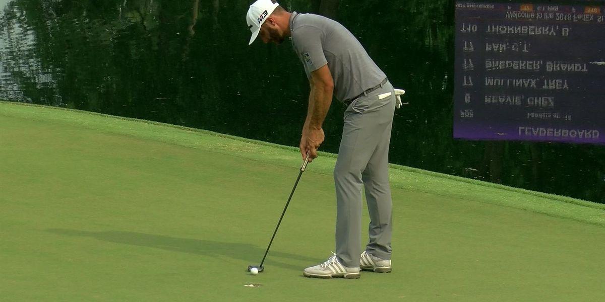 PGA Tour pro Dustin Johnson looks at return to Memphis