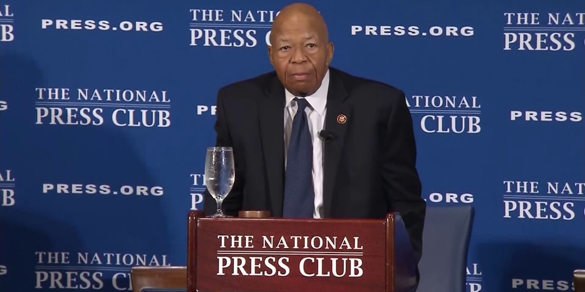 NCRM remembers Rep. Elijah Cummings