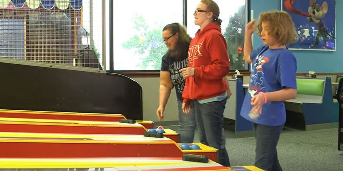 Chuck E. Cheese's offers sensory-friendly experience for kids with autism, special needs