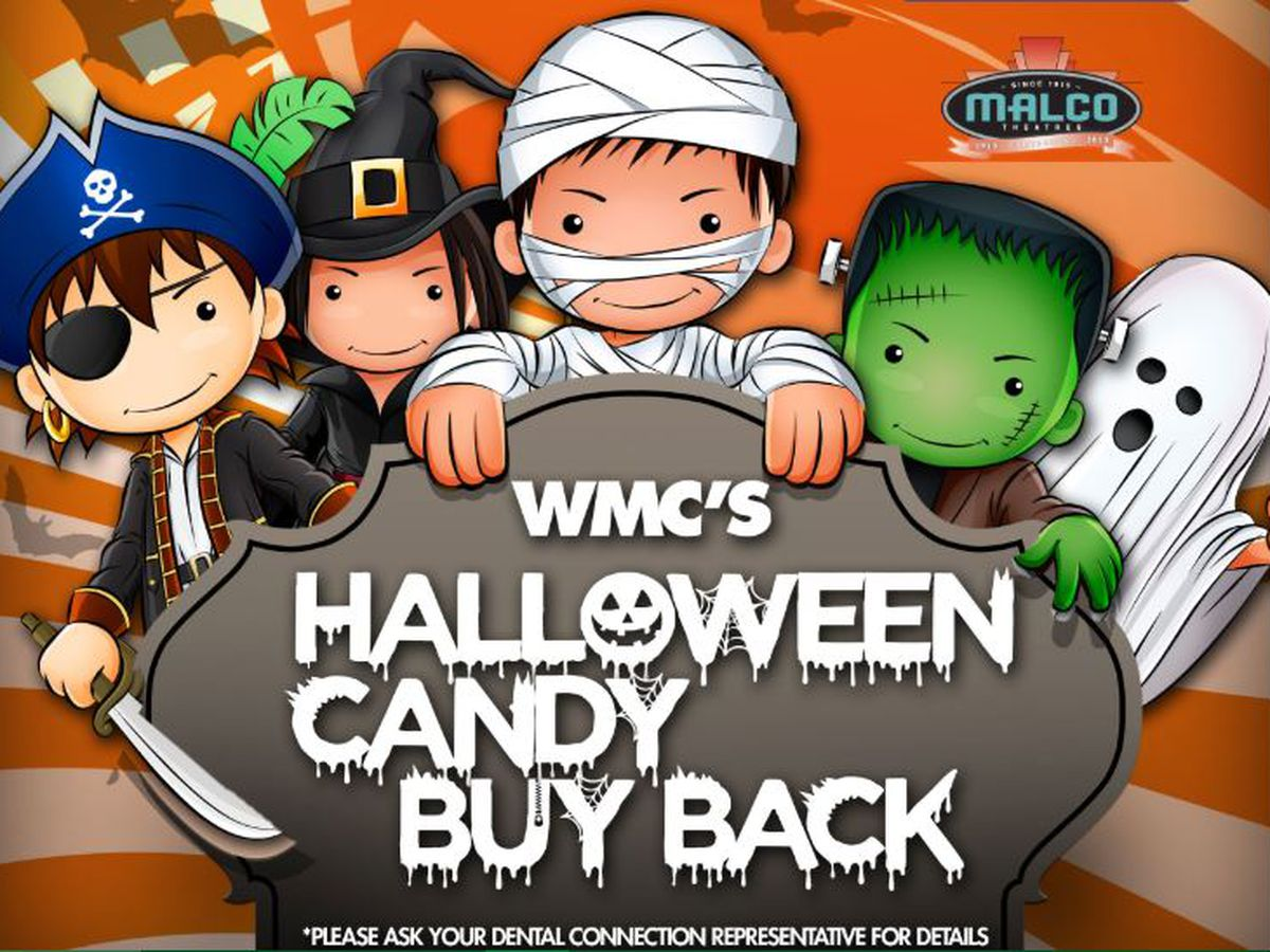 WMC's Halloween candy buy back