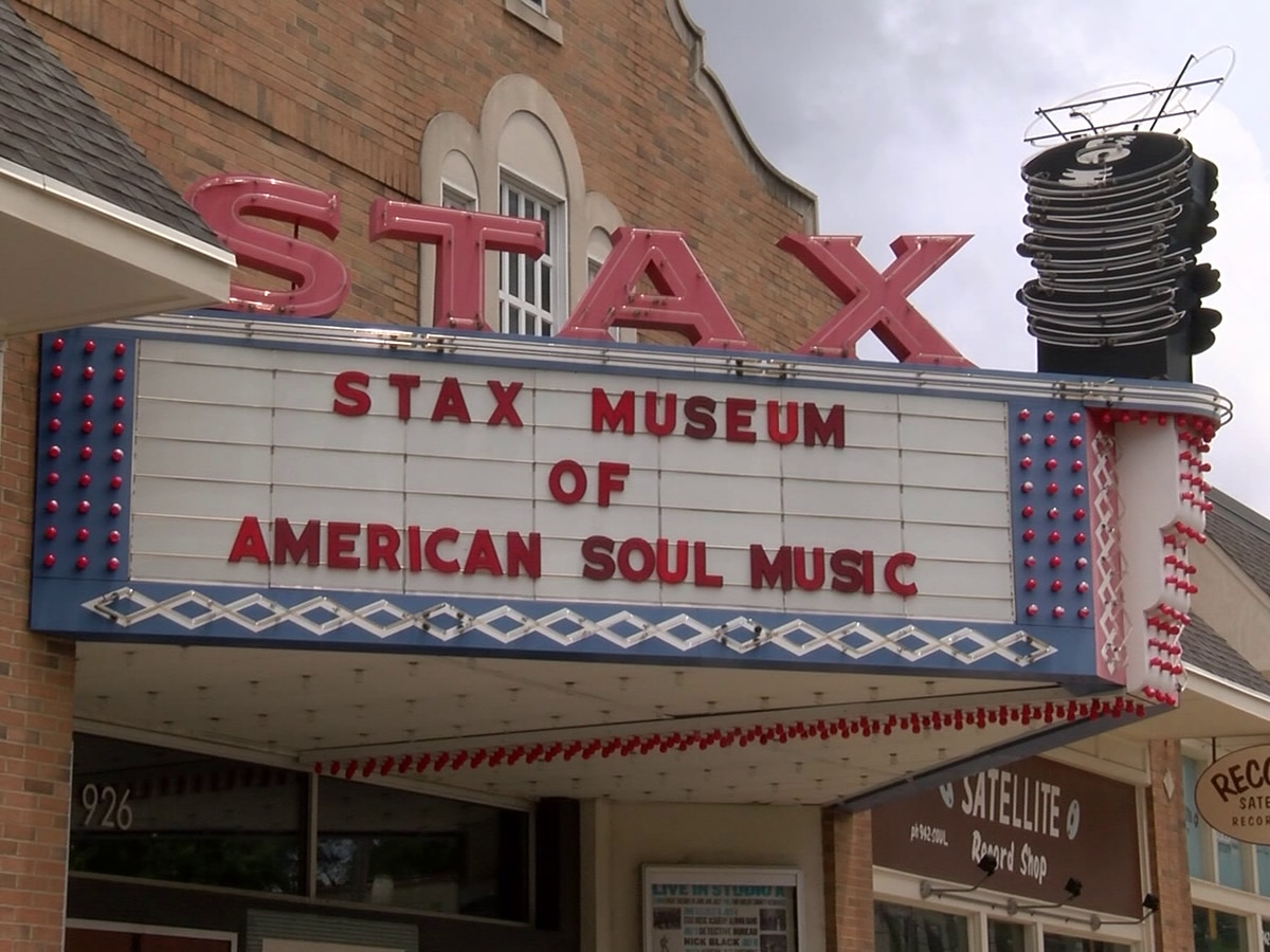 Stax Museum reopening this Saturday