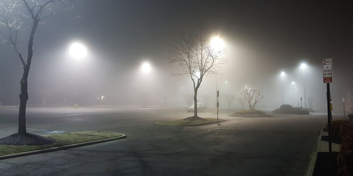 Breakdown: Freezing fog-how it forms & why it can be dangerous