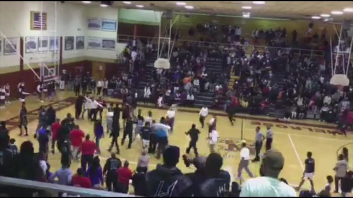 TSSAA pushing to end fights at high school athletic events