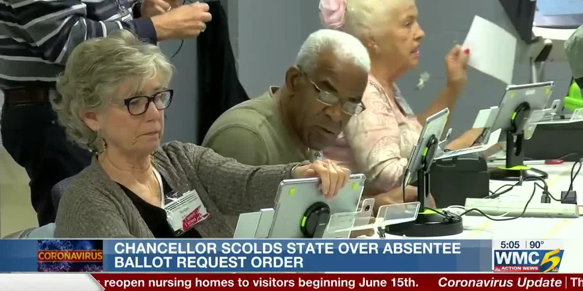 Tennessee absentee ballot controversy in limbo