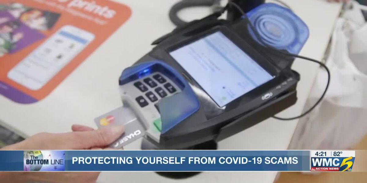 Bottom Line: Protecting yourself from COVID-19 scams