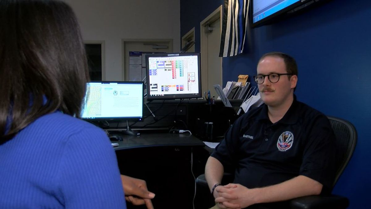 Collierville dispatcher saves woman's life at local restaurant