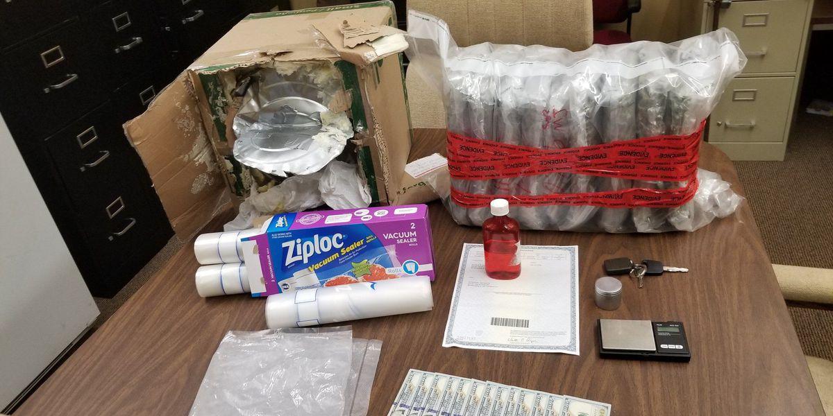 Police in AR bust drug shipments through mail