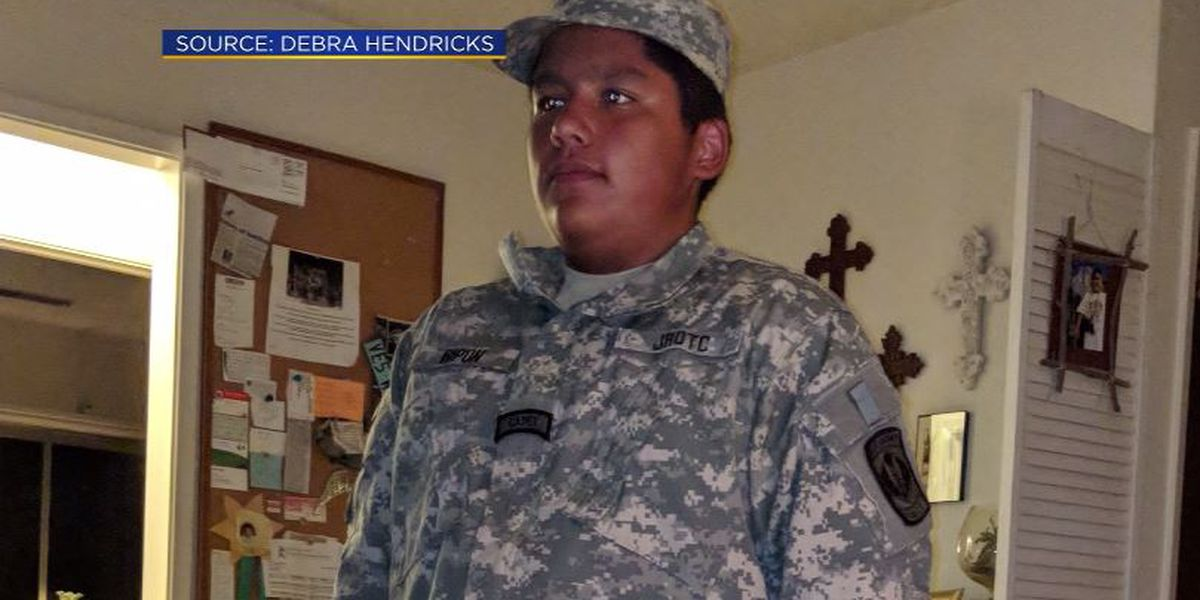 Parents accuse Junior ROTC sergeant of shooting 14-year-old with airsoft gun