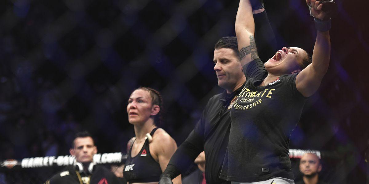 Amanda Nunes KOs Cyborg in 51 seconds, Jones wins at UFC 232