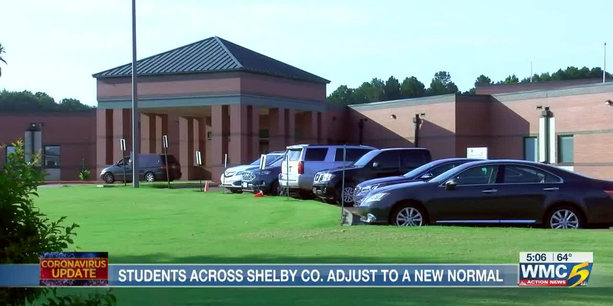 Students across Shelby Co. adjust to a new normal