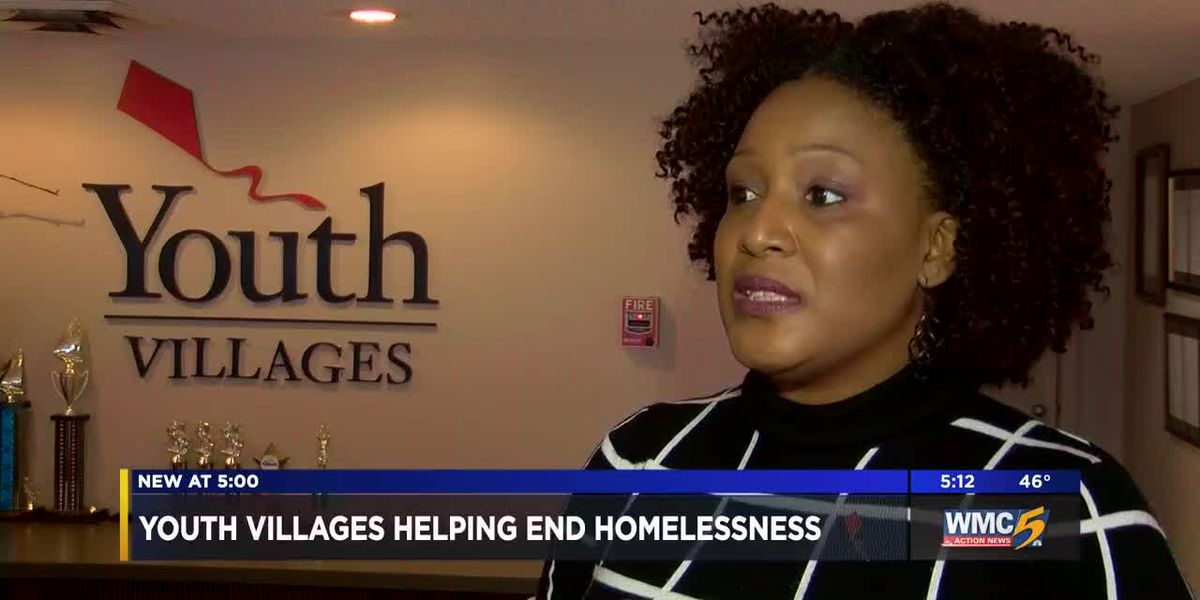Memphis nonprofit works to end homelessness among children, young adults