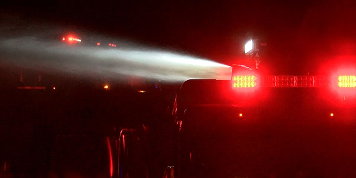 Toddler and woman rescued from house fire in Westwood
