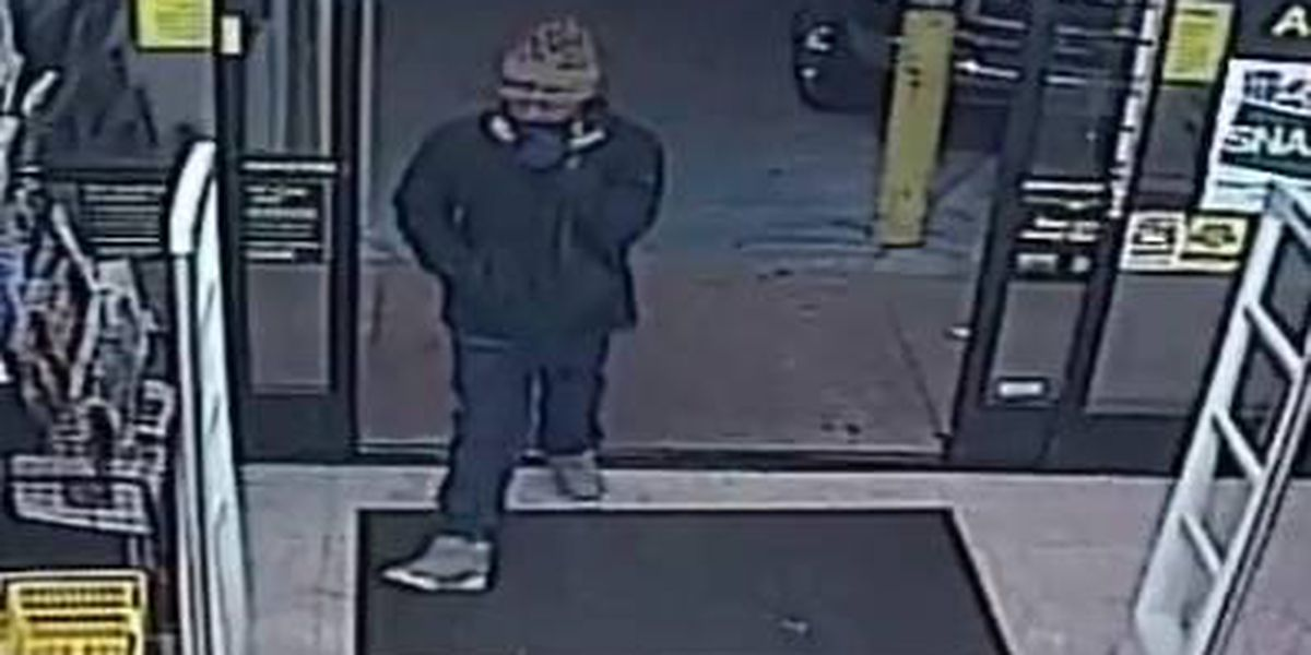 Police looking for Dollar General robbery suspect