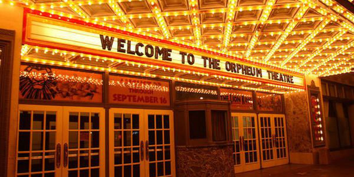 "Orpheum Theatre cancels ""A Bronx Tale"" due to coronavirus concerns"