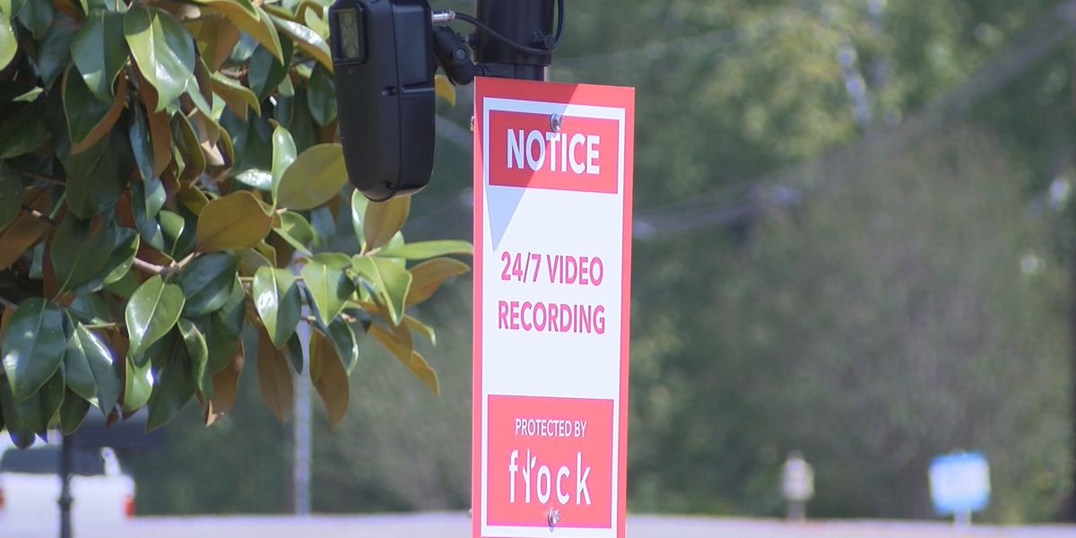 20 license plate reading cameras installed in Lakeland