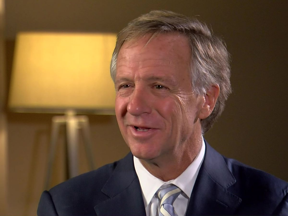 Governor Bill Haslam reflects on his 8 years in office, growth in Memphis