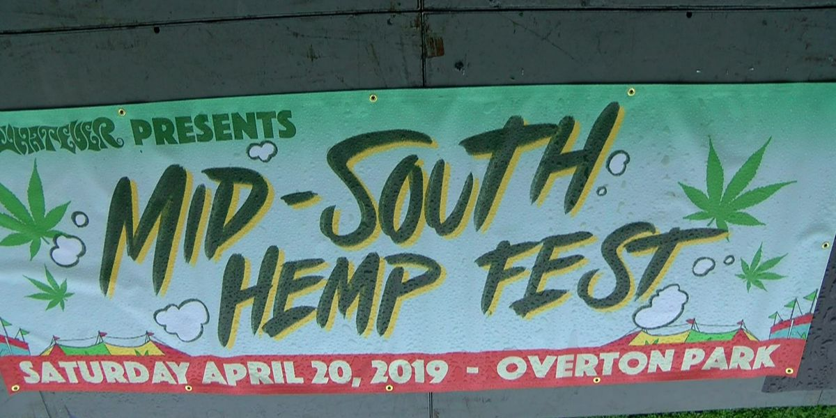 Organizers hope Mid-South Hemp Fest helps end stigmas about cannabis