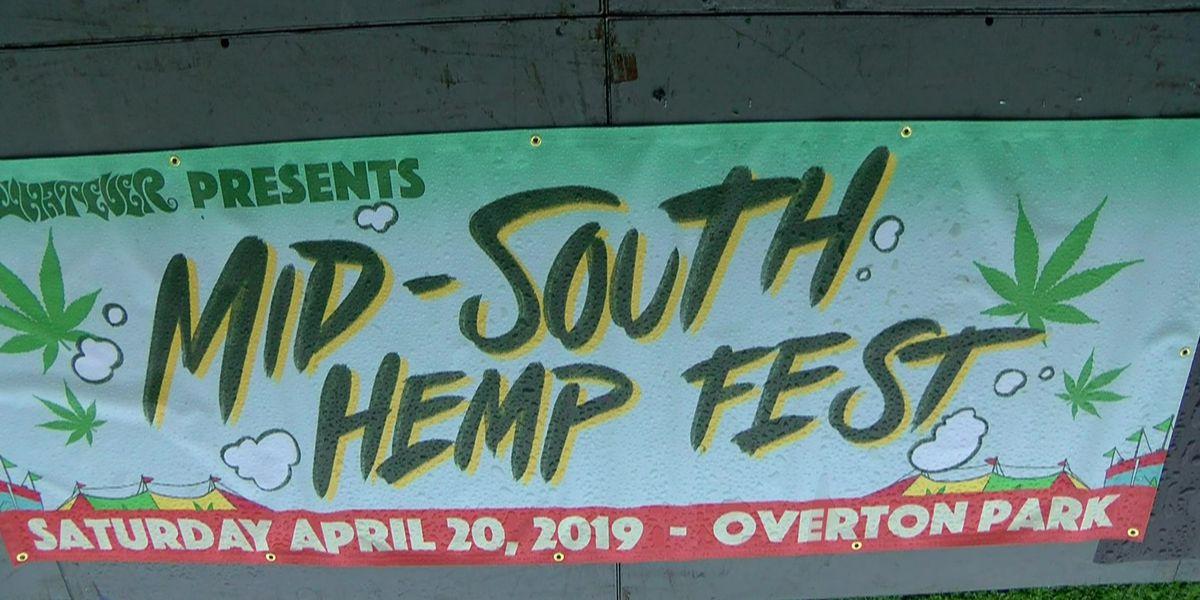 Organizers hope Mid-South Hemp Fest helps end stigmas about cannabis