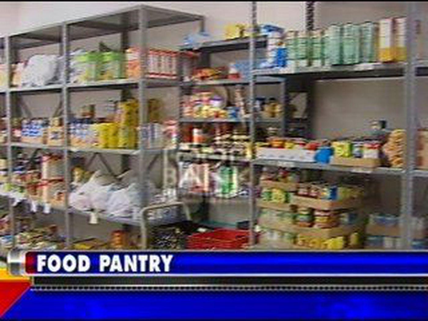st luke s food pantry