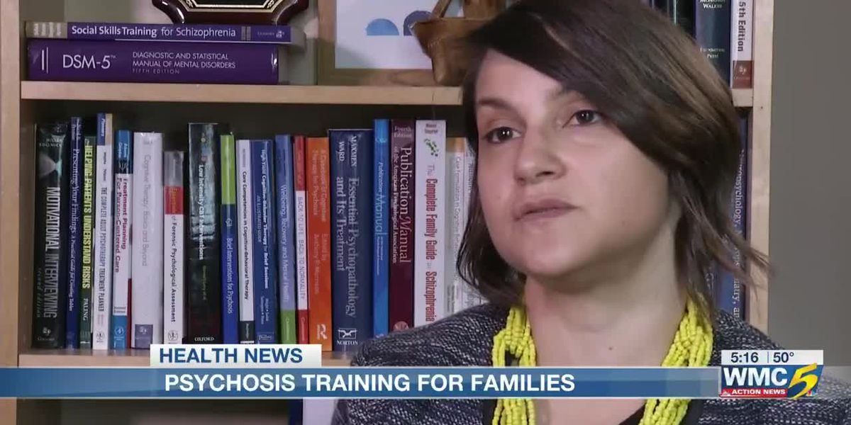 Best Life: First of its kind Psychosis training for caregivers, families