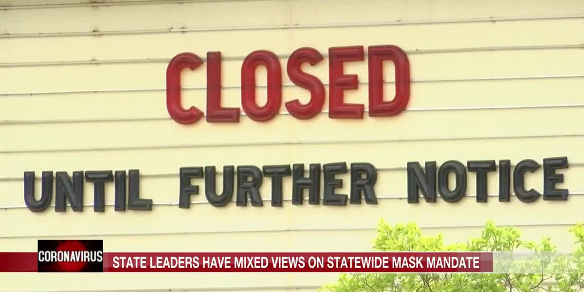 State legislators disagree on need for statewide mask mandate