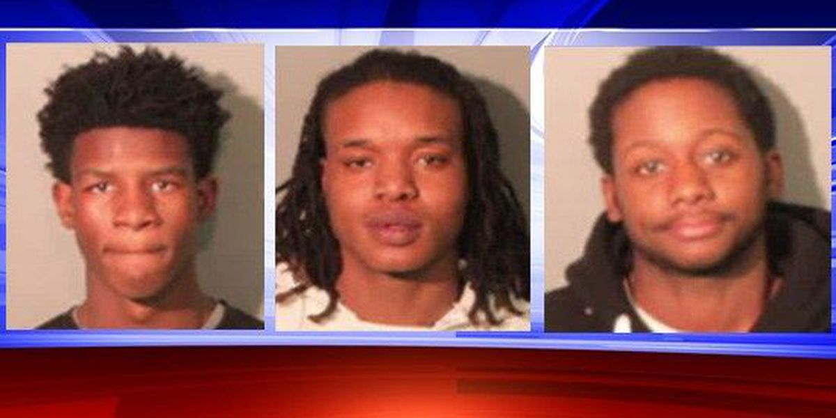 3 adults, 2 youth arrested after Friday night brawl