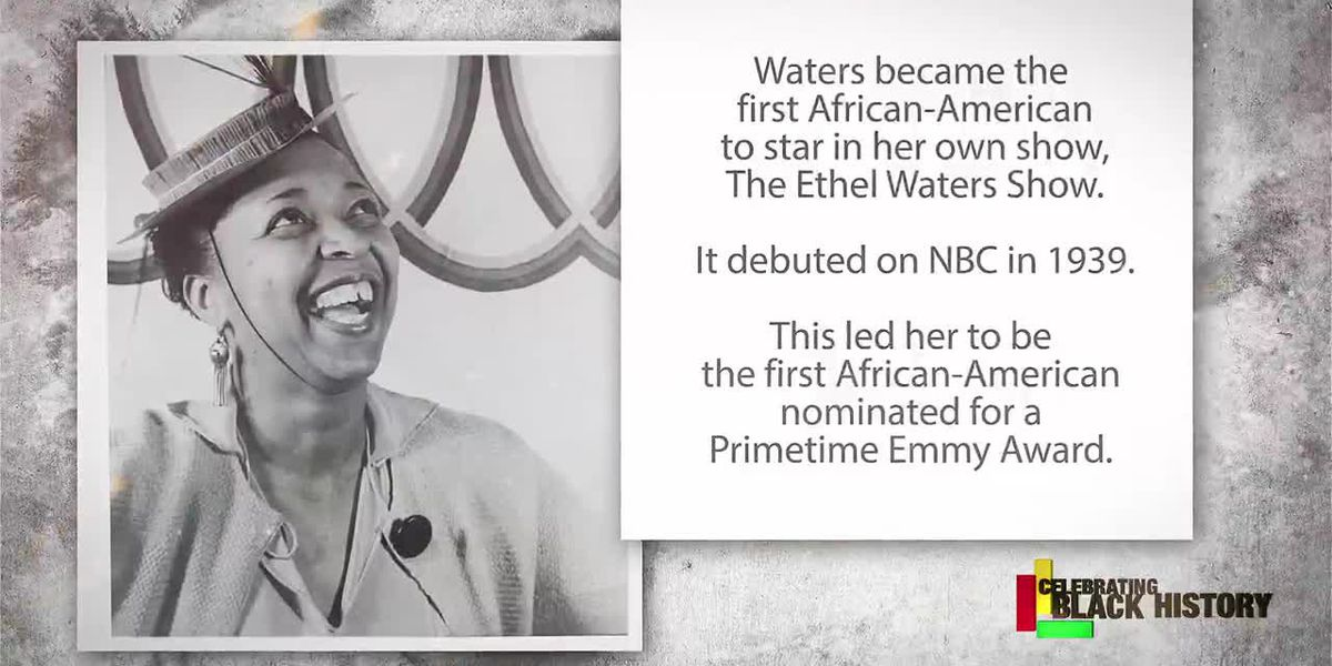Celebrating Black History: Ethel Waters, trailblazing performer