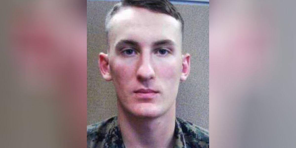 Marine deserter accused of killing mother's boyfriend in Virginia arrested