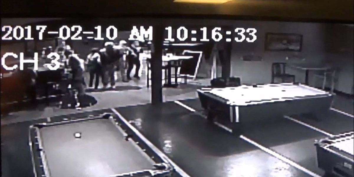 Video shows bar fight prior to tunica co jail inmate s death