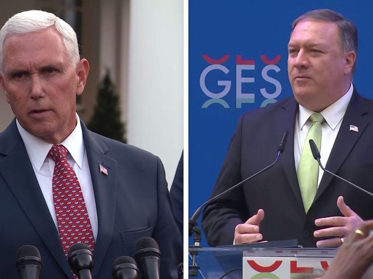 US delegation arrives for meeting with Turkey's Erdogan