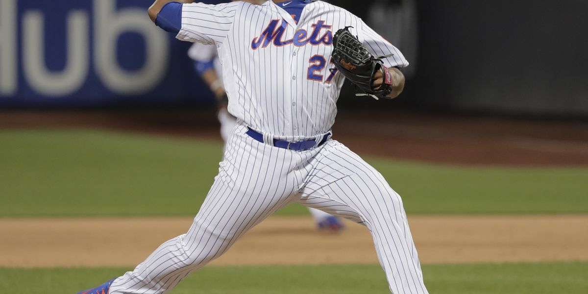 Free agent reliever Familia reaches deal to return to Mets