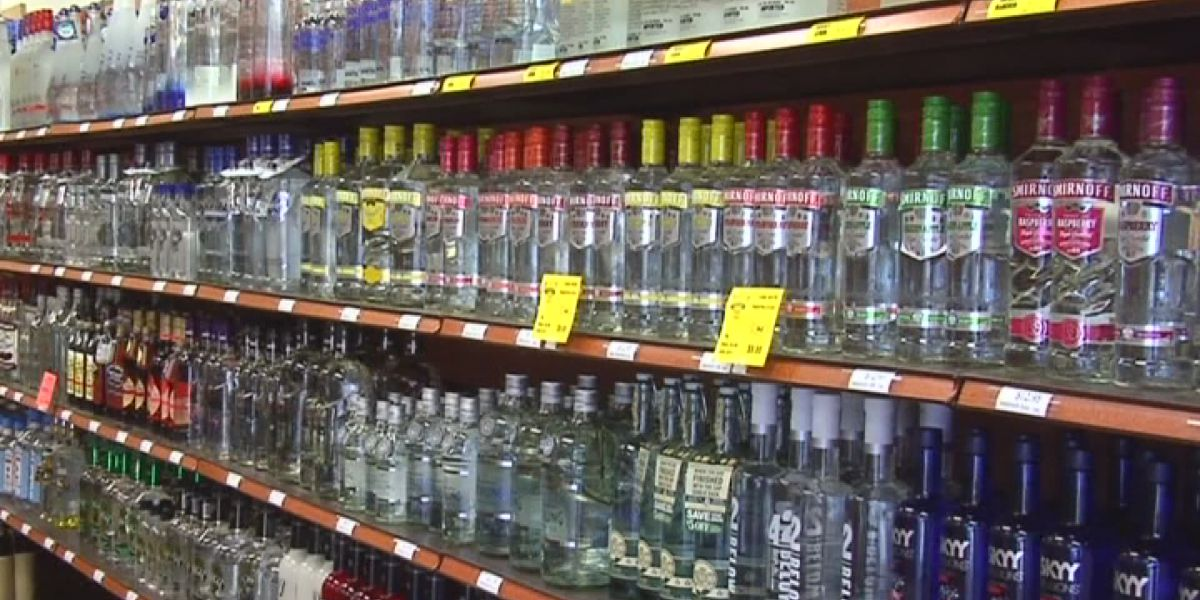 Buster's Liquors back in business after employee tests positive for COVID-19