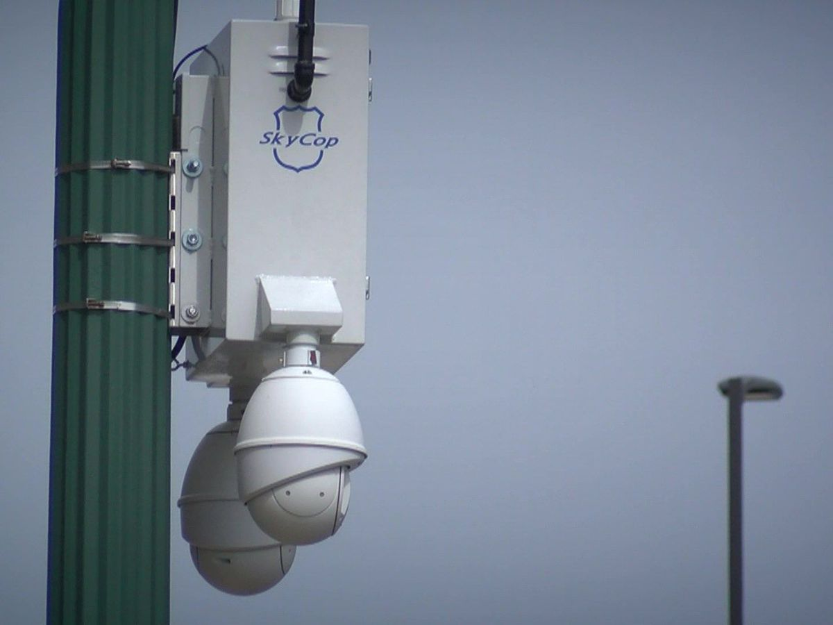 Councilors approves new SkyCop camera for South Memphis