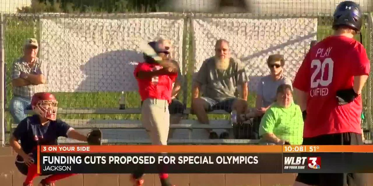 Federal Funding cuts to Special Olympics
