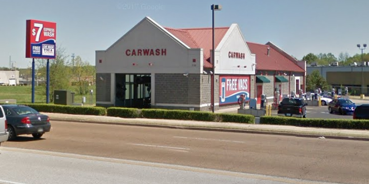 Police search for Car Wash USA robber