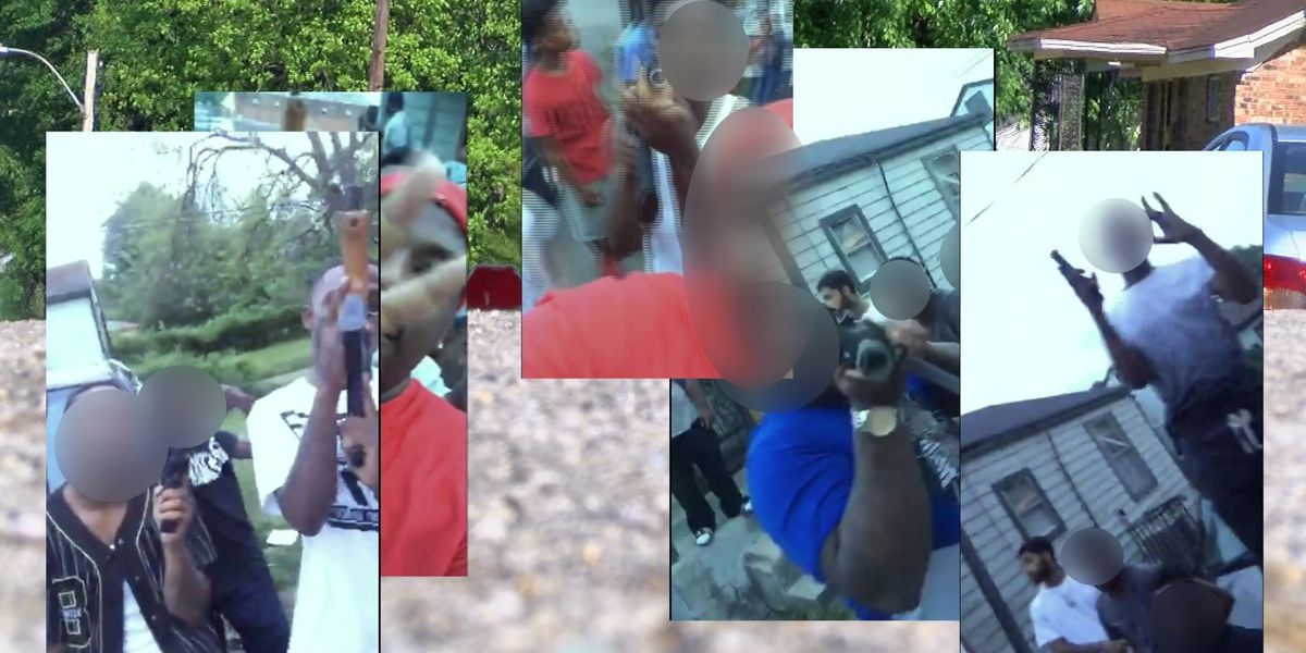 Neighbors want gang home declared public nuisance
