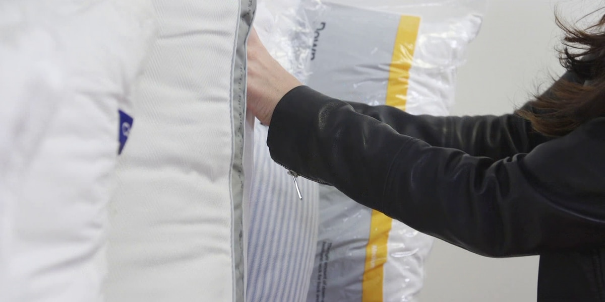 Consumer Reports gives advice on picking the right pillow