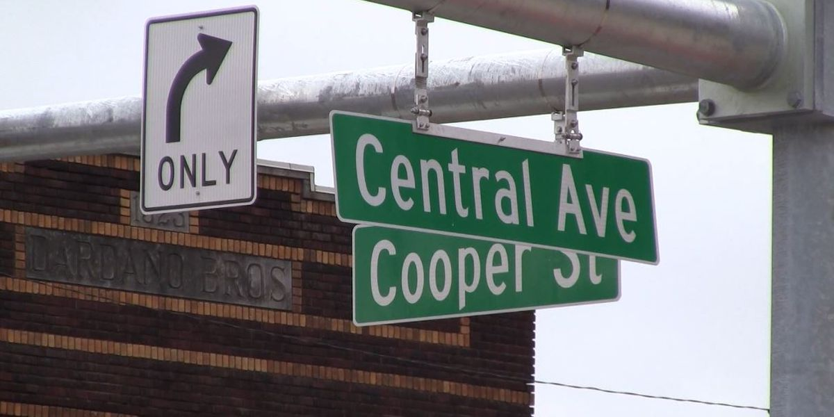 Modernized Cooper-Young intersection features talking pedestrian signals, improved ramps and more