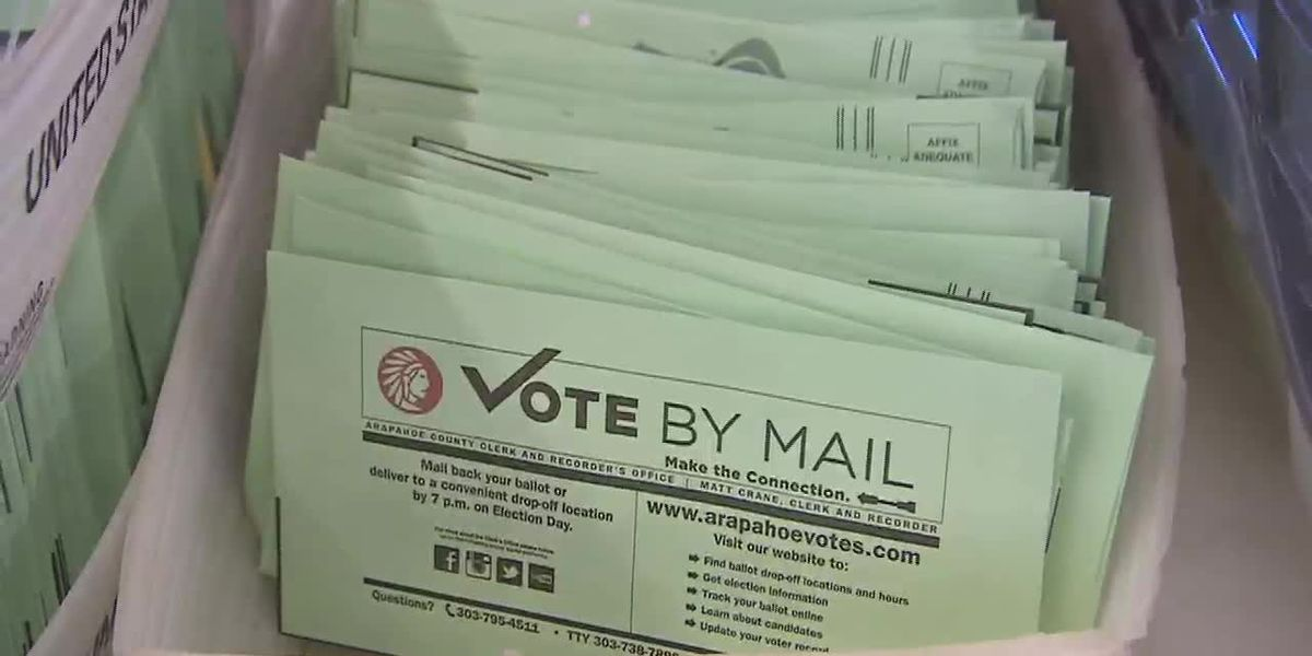 Concerns mount over mail-in ballots before election